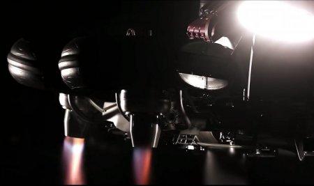 Бренд Lazareth представляет мотоцикл-ховербайк с реактивными турбинами в колесах