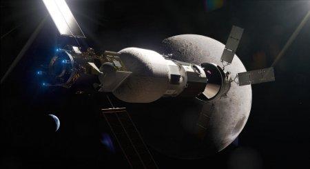 NASA объявило девять коммерческих партнеров в лунных миссиях