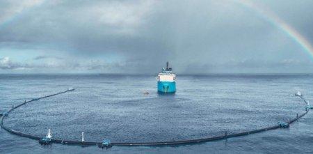 Самая масштабная миссия по очистке океана от пластикового мусора не сработала