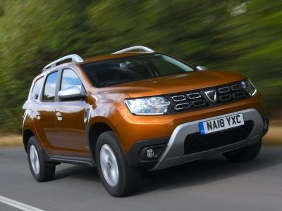 Модели Dacia будут отличаться от Renault не только шильдиком