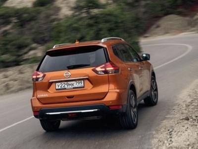 Nissan открыл продажи обновлённого X-Trail