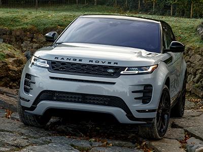 Объявлены цены на новый Range Rover Evoque
