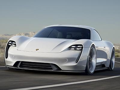 Porsche столкнулась с невиданным спросом на электрокар Taycan