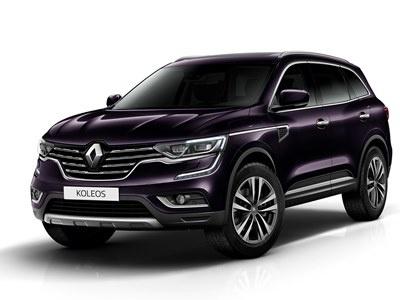 Renault Koleos получил новую версию