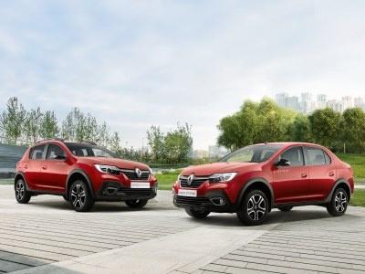 Renault начал продажи Logan и Sandero с вариатором