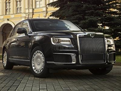Российские автомобили Aurus будут выпускать в Татарстане