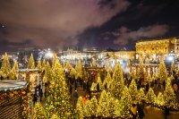 Благотворительные акции проведут на фестивале «Путешествие в Рождество» в Москве