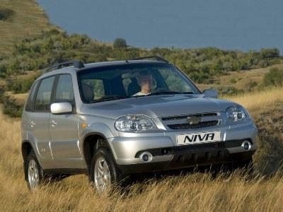«GM-АвтоВАЗ» обновил модель Chevrolet Niva