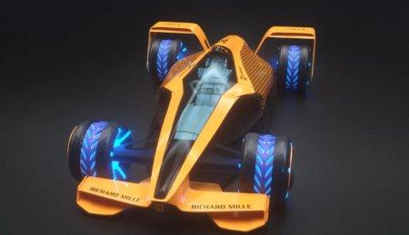 Будущее мотоспорта: какой будет Формула-1 в 2050 году?