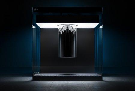 #CES   IBM представила свой первый квантовый компьютер массового производства