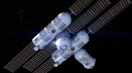 Космический отель Aurora Station обещают открыть в 2021 году