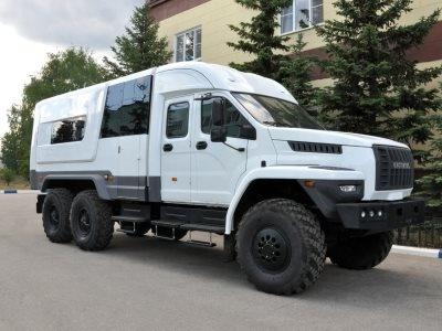 «Урал Next» обзавёлся футуристичным пассажирским модулем