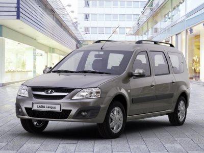 «АвтоВАЗ» дал модели Largus дополнительный год