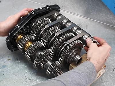 Что внутри коробки передач болида Формулы-1