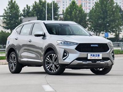 Haval F7 и F7x будет выпускать автозавод в Тульской области