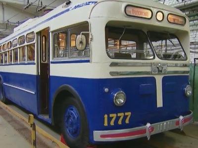 Крым лишился самых стильных в стране троллейбусов