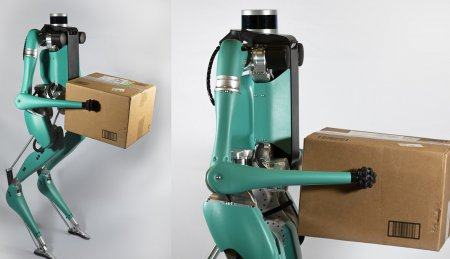 #видео | У человекоподобного робота Boston Dynamics появился конкурент