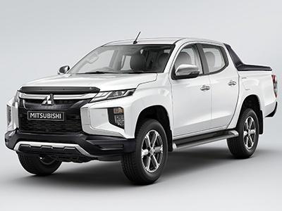 Mitsubishi раскрыла характеристики российского пикапа L200