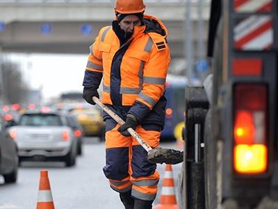 Московские дороги не пережили оттепель