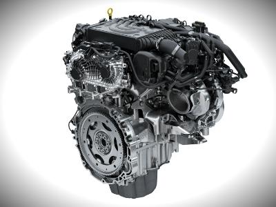 Новый бензиновый двигатель представил Jaguar Land Rover