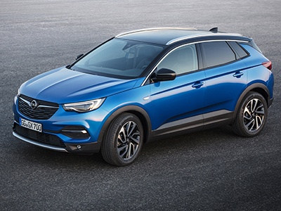 Opel возвращается в Россию с парой кроссоверов и минивэном