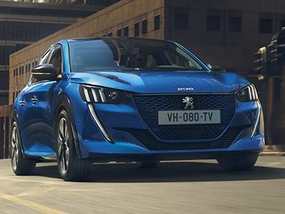 Peugeot представил новый 208 официально