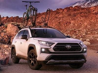 Toyota показала суровый внедорожный RAV4 TRD Off Road