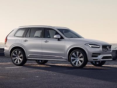 Volvo обновил XC90 и представил новый мотор с обозначением «В»