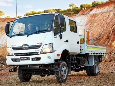Японские грузовики будут выпускать в Подмосковье