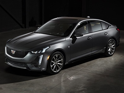Cadillac представил новинку, которая заменит устаревший CTS