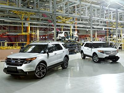 Ford официально объявил об уходе из России