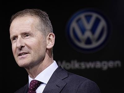 Главе Volkswagen пришлось извиняться за оговорку в нацистском стиле