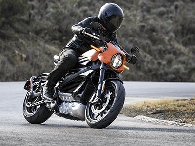 Harley-Davidson привезет электрический мотоцикл LiveWire в Россию