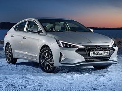 Hyundai привезла вРоссию новую «Элантру» ираскрыла цены
