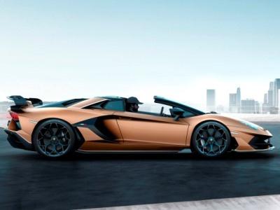 Lamborghini показала лимитированный родстер