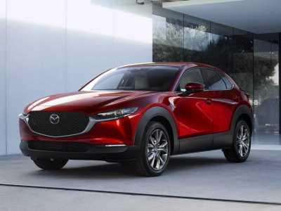 Mazda показала новый интересный кроссовер