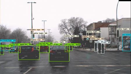 Algolux представила Ion: платформу для разработки автономных систем наблюдения