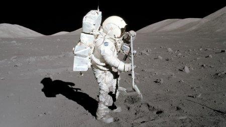 NASA изучит нетронутые образцы лунного грунта, собранные в рамках последних миссий «Аполлон»
