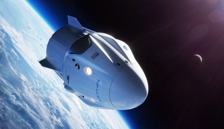 «Россия больше не нужна»: Crew Dragon успешно пристыковался к МКС. Что дальше?