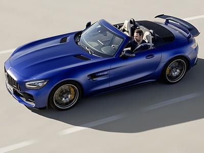 Mercedes AMG представил самый «злой» родстер