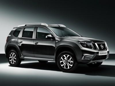 Nissan Terrano обзавёлся новыми опциями