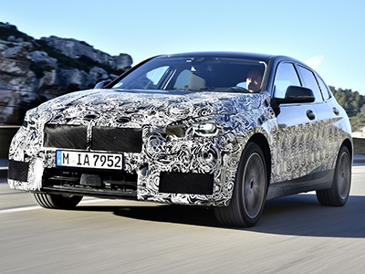 Новый BMW 1 Series: передний привод и технологии от i3