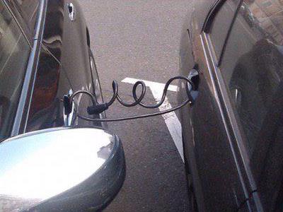 Новый способ «бесплатной» парковки оказался фейком