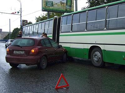 Подушки безопасности появятся в российских автобусах с 2020 года
