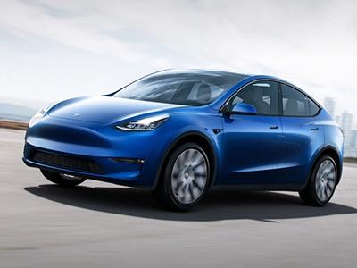 Tesla представила долгожданный кроссовер Model Y