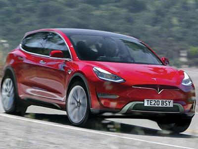 Tesla представит кроссовер Model Y 14 марта