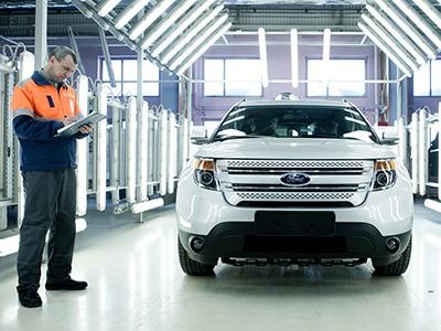 Вице-премьер Козак: Ford решил не продолжать бизнес в России