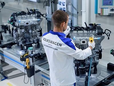 Volkswagen: Россия станет глобальным центром по выпуску моторов