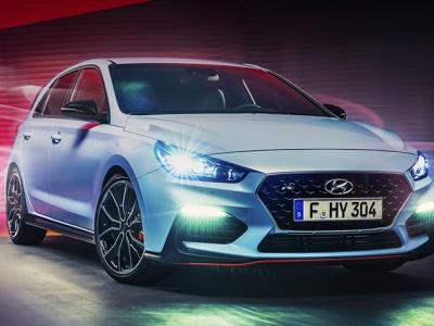Hyundai везет в Россию «горячий» i30 N: первые подробности