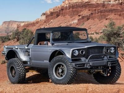 Jeep и Mopar подготовили 6 брутальных концептов